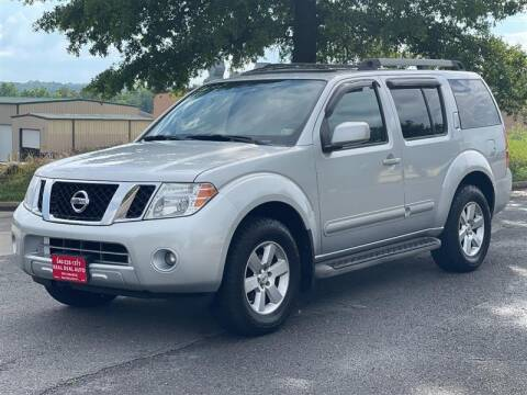 2011 Nissan Pathfinder for sale at Real Deal Auto in Fredericksburg VA
