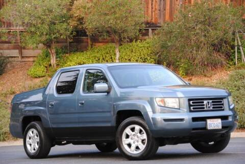 2006 Honda Ridgeline for sale at VSTAR in Walnut Creek CA