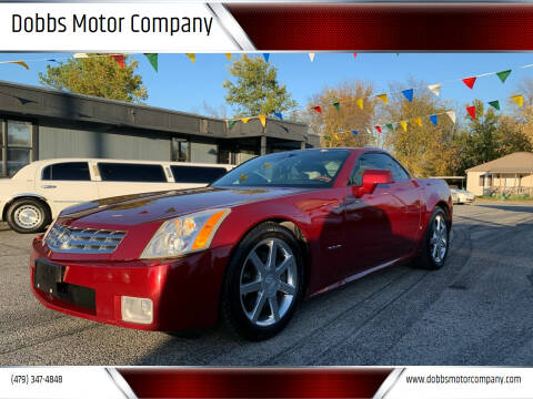 2006 Cadillac XLR for sale at Dobbs Motor Company in Springdale AR