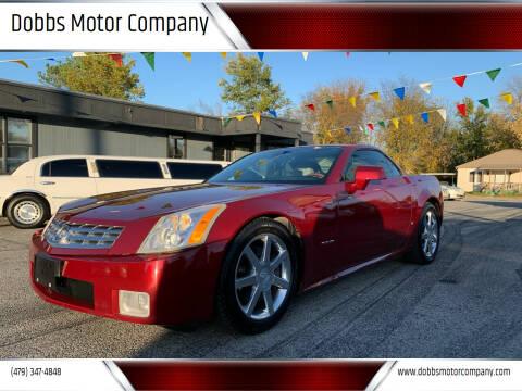 2006 Cadillac XLR for sale at Dobbs Motor Company in Springdale AR