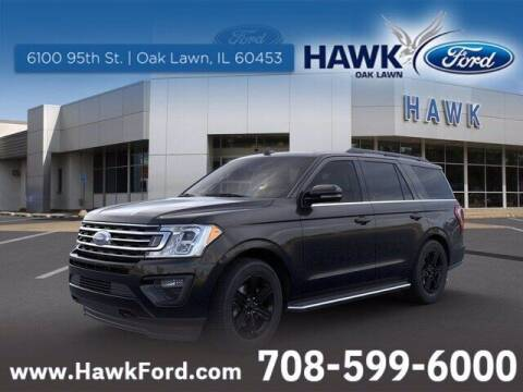 2021 Ford Expedition for sale at Hawk Ford of Oak Lawn in Oak Lawn IL