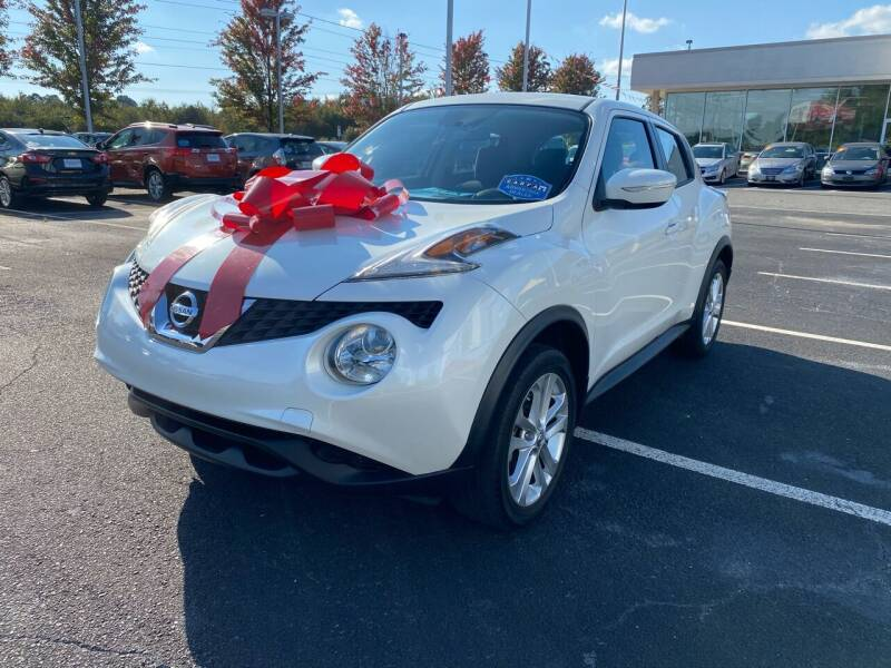2016 Nissan JUKE for sale at Charlotte Auto Group, Inc in Monroe NC