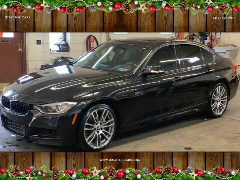 2013 BMW 3 Series for sale at JK Motor Cars in Pittsburgh PA