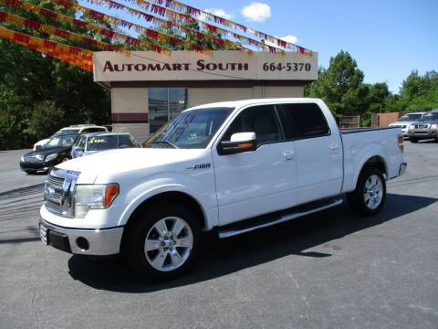 2010 Ford F-150 for sale at Automart South in Alabaster AL