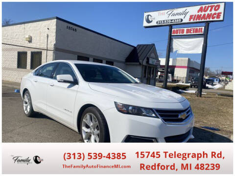 2014 Chevrolet Impala for sale at The Family Auto Finance in Redford MI