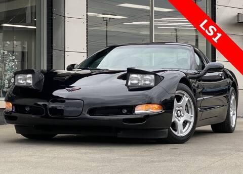 1998 Chevrolet Corvette for sale at Carmel Motors in Indianapolis IN