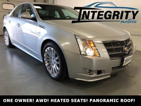 2010 Cadillac CTS for sale at Integrity Motors, Inc. in Fond Du Lac WI