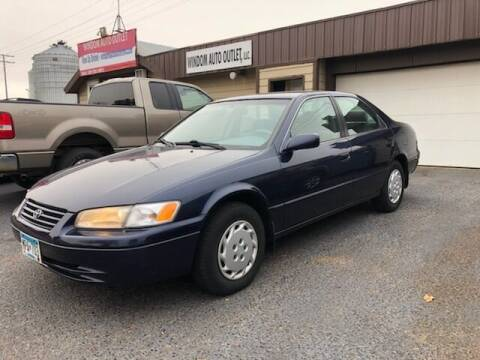 1999 Toyota Camry for sale at WINDOM AUTO OUTLET LLC in Windom MN