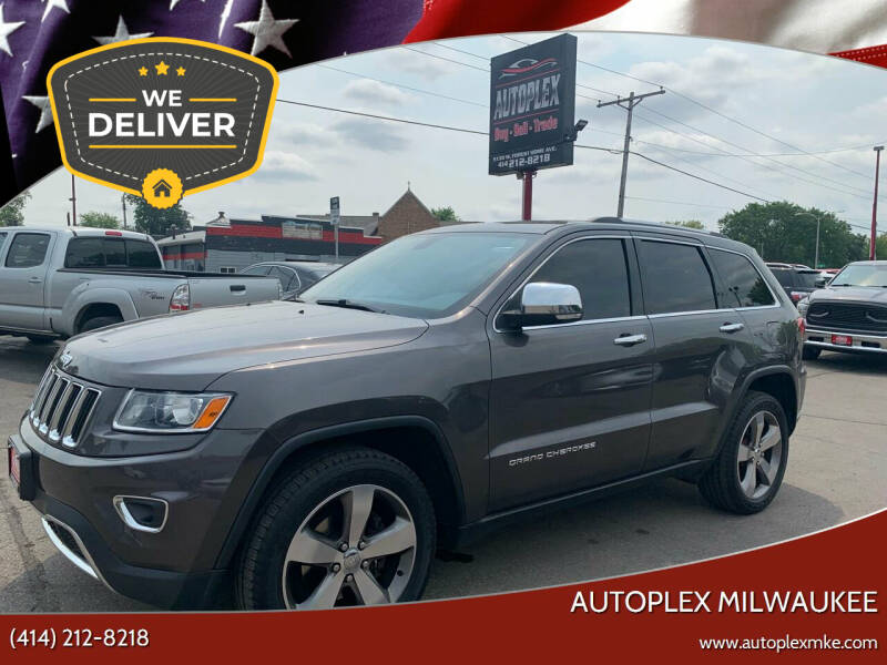 2014 Jeep Grand Cherokee for sale at Autoplex Milwaukee in Milwaukee WI