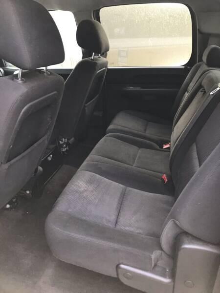 2013 Chevrolet Silverado 1500 4x4 LT 4dr Crew Cab 5.8 ft. SB - Brentwood NH