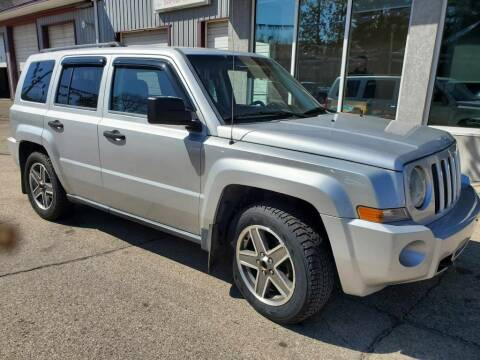 2009 Jeep Patriot for sale at Extreme Auto Sales LLC. in Wautoma WI