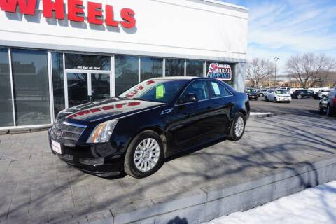 2011 Cadillac CTS for sale at Ideal Wheels in Sioux City IA