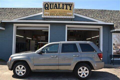 2008 Jeep Grand Cherokee for sale at Quality Pre-Owned Automotive in Cuba MO