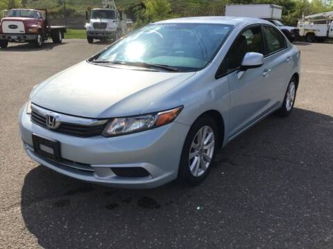 2012 Honda Civic for sale at Sparkle Auto Sales in Maplewood MN
