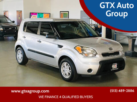 2011 Kia Soul for sale at GTX Auto Group in West Chester OH