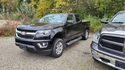 2015 Chevrolet Colorado for sale at Clare Auto Sales, Inc. in Clare MI