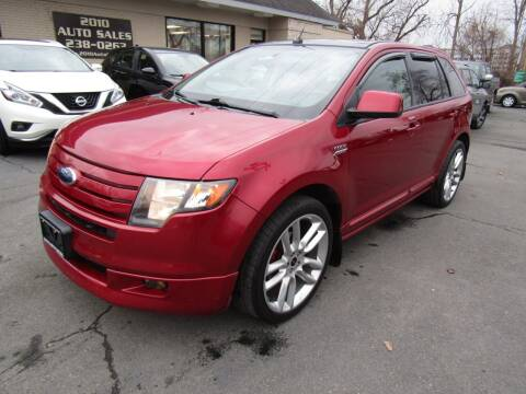 2009 Ford Edge for sale at 2010 Auto Sales in Troy NY