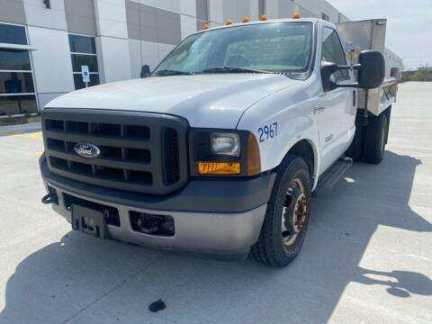 2007 Ford F-350 Super Duty for sale at Quality Auto Sales And Service Inc in Westchester IL