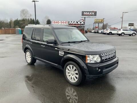 2013 Land Rover LR4 for sale at Maxx Autos Plus in Puyallup WA
