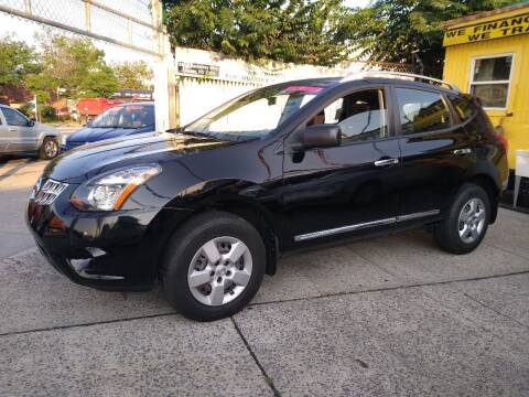 2015 Nissan Rogue Select for sale at Blackbull Auto Sales in Ozone Park NY