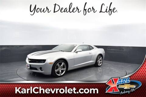 2011 Chevrolet Camaro for sale at Karl Pre-Owned in Glidden IA