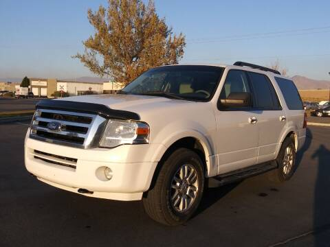 2012 Ford Expedition for sale at AUTOMOTIVE SOLUTIONS in Salt Lake City UT