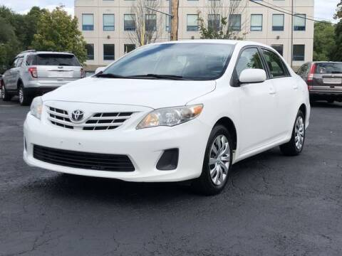 2013 Toyota Corolla for sale at All Star Auto  Cycle in Marlborough MA