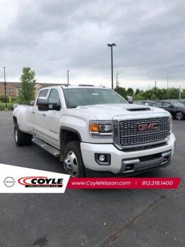 2019 GMC Sierra 3500HD for sale at COYLE GM - COYLE NISSAN - New Inventory in Clarksville IN