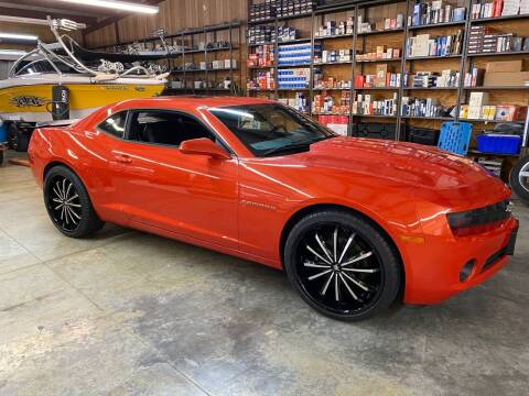 2011 Chevrolet Camaro for sale at Freeman Motor Company in Lawrenceville VA