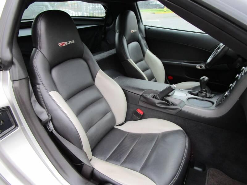 2007 Chevrolet Corvette Z06 2dr Coupe - Salem OR