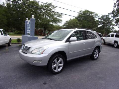 2009 Lexus RX 350 for sale at Good To Go Auto Sales in Mcdonough GA