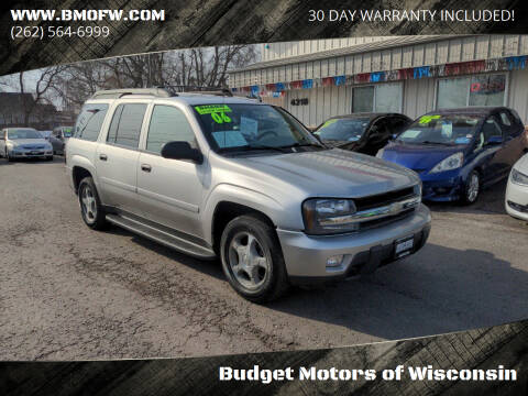 2006 Chevrolet TrailBlazer EXT for sale at Budget Motors of Wisconsin in Racine WI