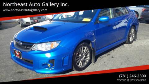 2014 Subaru Impreza for sale at Northeast Auto Gallery Inc. in Wakefield Ma MA