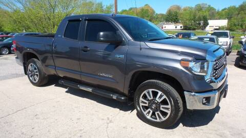 2018 Toyota Tundra for sale at Unlimited Auto Sales in Upper Marlboro MD