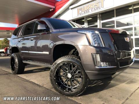 2016 Cadillac Escalade for sale at Furrst Class Cars LLC  - Independence Blvd. in Charlotte NC