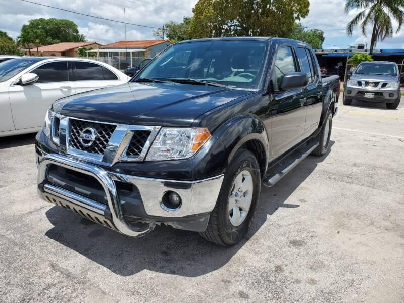 2010 Nissan Frontier for sale in Opa-Locka, FL