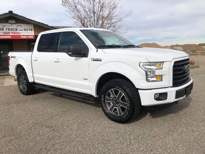 2016 Ford F-150 for sale at 5 Star Truck and Auto in Idaho Falls ID
