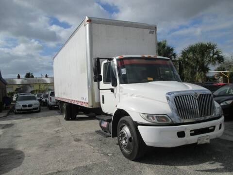 2005 International DuraStar 4300 for sale at Motor Point Auto Sales in Orlando FL