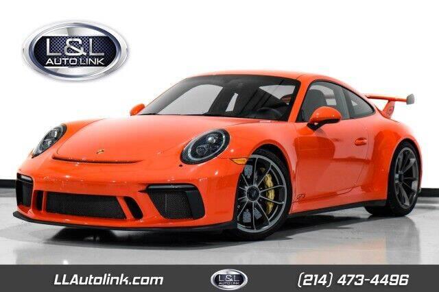 2018 Porsche 911 for sale in Lewisville, TX