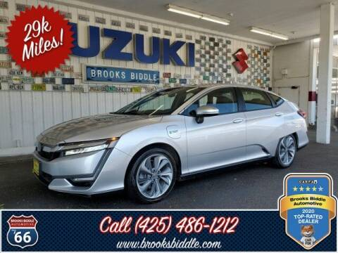 2018 Honda Clarity Plug-In Hybrid for sale at BROOKS BIDDLE AUTOMOTIVE in Bothell WA