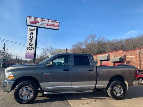 2012 RAM Ram Pickup 2500 for sale at 401 Auto Sales & Service in Smithfield RI