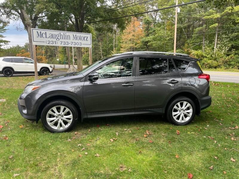 2015 Toyota RAV4 for sale at McLaughlin Motorz in North Muskegon MI