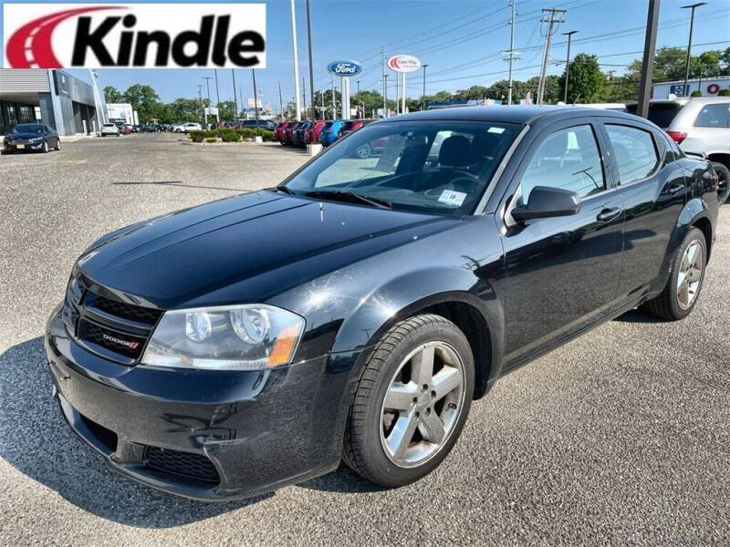 2014 Dodge Avenger for sale at Kindle Auto Plaza in Middle Township NJ