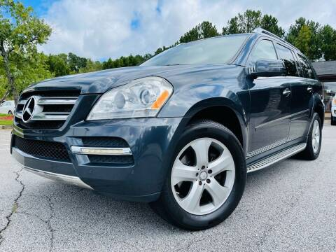 2012 Mercedes-Benz GL-Class for sale at Classic Luxury Motors in Buford GA