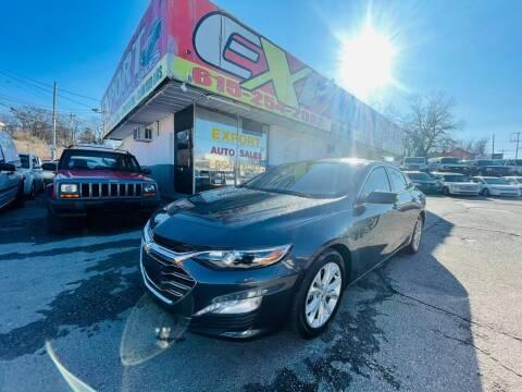 2020 Chevrolet Malibu for sale at EXPORT AUTO SALES, INC. in Nashville TN