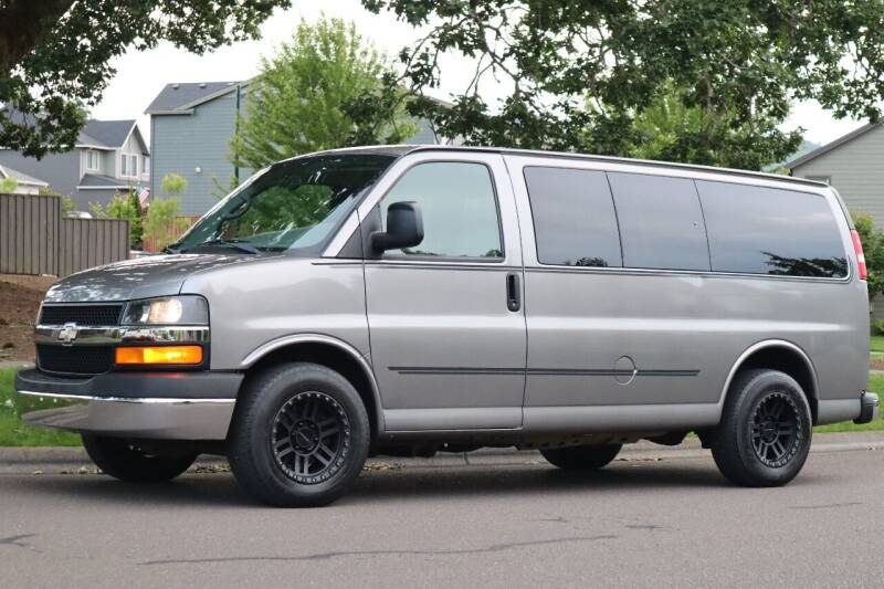 2009 Chevrolet Express Passenger for sale at Beaverton Auto Wholesale LLC in Aloha OR