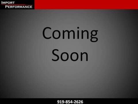 2011 Audi A4 for sale at Import Performance Sales in Raleigh NC