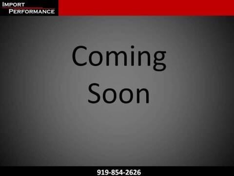 2014 Subaru XV Crosstrek for sale at Import Performance Sales in Raleigh NC