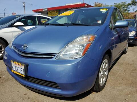 2008 Toyota Prius for sale at ALL CREDIT AUTO SALES in San Jose CA