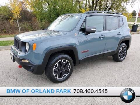 2017 Jeep Renegade for sale at BMW OF ORLAND PARK in Orland Park IL